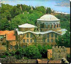 εκκλησία Historical Architecture, Byzantine, Hagia Irene, Istanbul, Islam, Mansions, House Styles, Travelling, Home Decor