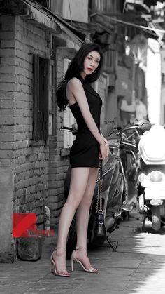 pic.twitter.com/tZnub1AoNh 아시아 패션, 섹시한 다리, 아시아의 아름다움, 드레스, Emo Girls, 귀여운 소녀, 아름다운 여성, 엣지있는 스타일, 아시아