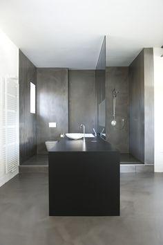 Project Tricot - Mannelijke loft - gepubliceerd in Disajn magazine (Zweden)   Kove Interieurarchitecten Sint-Niklaas