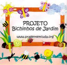 projeto bichinhos de jardim para primavera                                                                                                                                                                                 Mais Kindergarten, Professor, Diy And Crafts, Snoopy, Education, Holiday Decor, Frame, Kids, Montessori