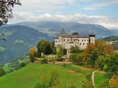 Castelos do Tyrol - Áustria