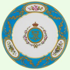 The Royal Collection ‐ The Queen Victoria Dessert Plate