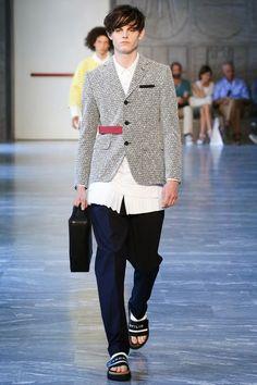 ANDREA POMPILIO FW15 Mens Fashion Week