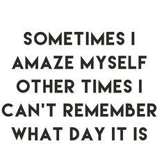 Hahaha. Right? 😂😱🙄 #HappyMonday #QOTD