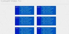 Online HD Video Converter es una fantástica herramienta web para convertir vídeos online, incluso en calidad HD, de forma rápida y directamente desde nuestro navegador favorito, sin descargas ni instalaciones.Esta utilidad puede utilizarse de forma gratuita siempre que el peso máximo del vídeo no exceda de 20 MB, para los vídeos de mayor tamaño será necesario suscribir una membresía VIP por un día, semana o mes.Es compatible con los formatos...