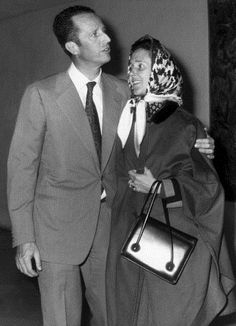 King Baudouin and Queen Fabiola, May 5, 1975  | Royal Hats