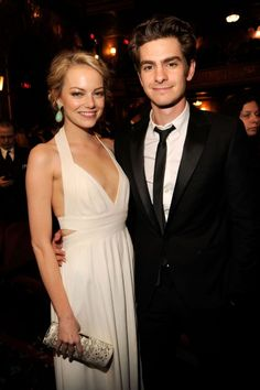 EMMA STONE at Tony Awards