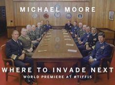 Nos estamos saliendo del mapa... ¿Dónde invadimos ahora?', la nueva película de Michael Moore