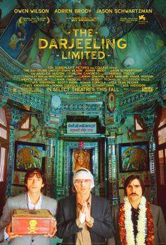 Darjeeling Limited Typeface by Richard Diaz-Granados, via Behance