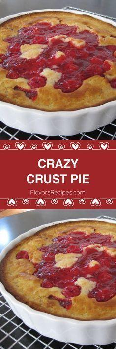 Crazy Crust Pie
