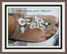* Birkenstock Pimp | Miracle Beads & Brocante