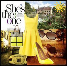 """""""Sunny day!"""" by austinjandrews on Polyvore"""