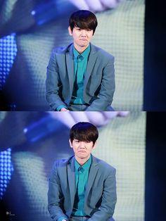 Baekhyun EXO Cute Potato, Baekhyun, Night, Fictional Characters, Fantasy Characters