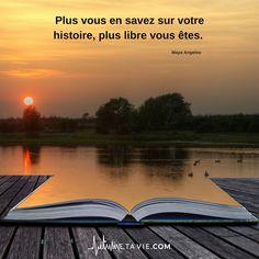 Avez-vous fait la paix avec votre histoire pour vivre une liberté d'être?  Pour vitaminer votre vie davantage : www.vitaminetavie.com