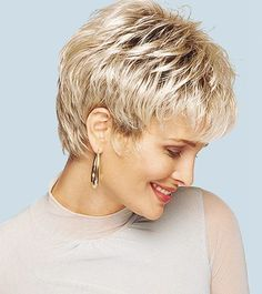 Marvelous Over 50 Short Hairstyles And Hairstyles For Over 50 On Pinterest Hairstyles For Women Draintrainus