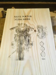 Save Water, Beer, Crafts, Root Beer, Ale, Manualidades, Handmade Crafts, Craft, Arts And Crafts