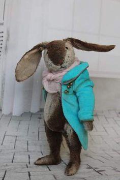 rabbit Clover By Elena Karasenko - Bear Pile