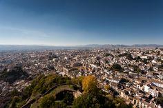 Granada below