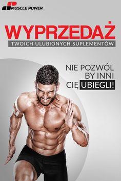 ‼🔥TOTALNA CENOWE TRZĘSIENIE ZIEMI 🔥‼  POLUJESZ NA NISKIE CENY ? SZUKASZ OKAZJI ? NIE LUBISZ PRZEPŁACAĆ ? 💪💪😉‼‼  SPRAWDŹ NASZ DZIAŁ WYPRZEDAŻY 👍👍💰💵💳  #fitness #fit #gym #motivation #workout #musclepower #motywacja #motivation #bodybuilding #healthy #training #fitnessmodel #eatclean #getfit #strong #cardio #diet #crossfit #running #promo #wyprzedaż #promocja #rabat #dostawa #darmowa #mpdreamteam #shoppings #okazja Muscle Power, Justice League, Lime Crime, Ads, Baseball Cards, Crossfit, Cardio, Sports, Bodybuilding