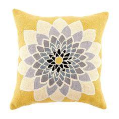 Flowering Cushion   Dunelm