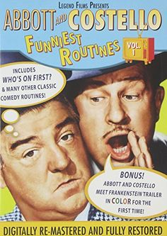 Abbott and Costello: Funniest Routines, Vol. 1 LEGEND FILMS http://www.amazon.com/dp/B001BSBBQC/ref=cm_sw_r_pi_dp_J87kxb1HH4R0C