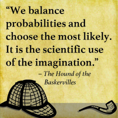 The most memorable quotes from Sherlock Holmes, a book based on a novel. Find important Sherlock Holmes Quotes from the book. Sherlock Holmes Quotes about anything that is impossible. Sherlock Holmes Quotes, Detective Sherlock Holmes, Sherlock Fandom, Johnlock, Elementary My Dear Watson, A Study In Scarlet, Insightful Quotes, Arthur Conan Doyle, Sir Arthur