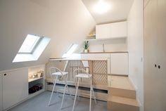 Vivere in 15 metri quadri: un solo spazio con più funzioni