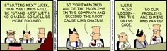 The Dilbert Strip for February 15, 2013