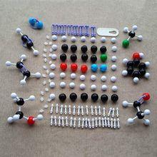 Dls-23118 frete grátis Atom modelos moleculares conjunto para professor de química orgânica modelo Molecular(China (Mainland))