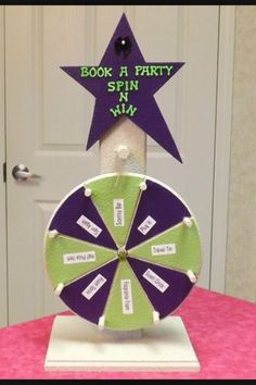 Scentsy party game