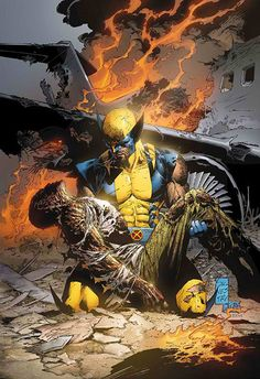 Wolverine - Mark Silvestri