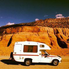 OutsideMobile Adventure vehicles vanagon camping hippie van