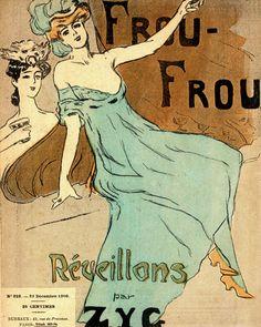 Le Frou Frou 1906