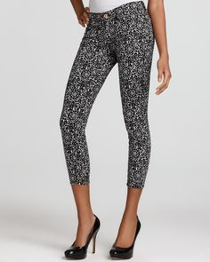 7 for Mankind Jeans pretty leggins