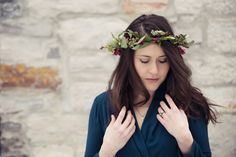 Winter Flower Crown - Awesome Winter Flower Crown, Overview for Himynameisanna