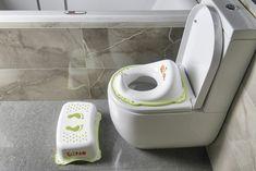 Dětské WC sedátko Dinosauři, bílá : SAPHO E-shop Bathroom Accessories, Washing Machine, Home Appliances, Retro, Bamboo, House Appliances, Bathroom Fixtures, Appliances, Retro Illustration