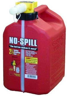 No-Spill 1405 2-1/2-Gallon Poly Gas Can (CARB Compliant), http://smile.amazon.com/dp/B000W72GBC/ref=cm_sw_r_pi_awdm_.8hdvb0CQZMMZ