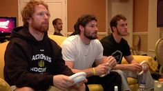 Former Blackhawks player Colin Fraser recalls the team's Mario Kart tournaments highlighted in a 2010 BHTV feature.