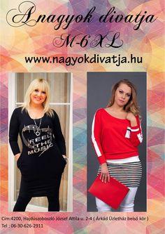 A tavaszi kollekció első darabjai webshopunkon is elérhetőek .:) www.nagyokdivatja.hu  Januárban nincs postaköltség ! :)