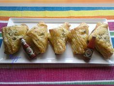 Butter Chicken Pies