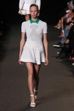 Alexander Wang | Nova York | Verão 2015 - Vogue | Verão 2015
