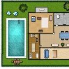my house plan design Home Design Software, Home Design Plans, Plan Design, Beautiful House Plans, Beautiful Homes, Architectural House Plans, My House Plans, New Homes, House Design