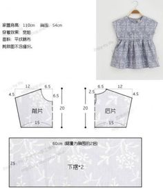 Image gallery – Page 315463148888740013 – Artofit Baby Dress Tutorials, Baby Dress Patterns, Kids Patterns, Sewing For Kids, Baby Sewing, Sewing Clothes, Doll Clothes, Clothing Patterns, Baby Knitting