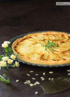 Nuestras mejores recetas de tartas de manzana http://bit.ly/1Gk2iNT