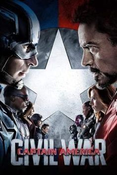 """Captain America: Civil War For Free Online - Blackstone . W_A_T_C_H~N_O_W_:][[ ( """""""":Captain America: Civil WarCaptain America: Civil Warj.ml/movie-stream/c/captain-america:-civil-war. Hindi Movies, New Movies, Movies To Watch, Movies Online, Good Movies, Movies Free, 2016 Movies, Greatest Movies, Die Avengers"""