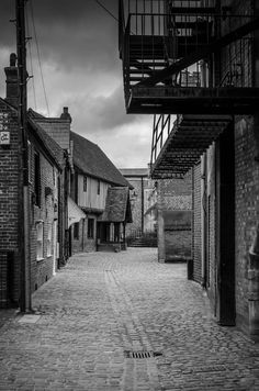 Where the streets have old names... by Colin.W.F.Smith