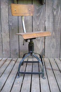 bienaise,chaise,tabouret,atelier,nicolle,singer,tolix mobilier industriel jielde