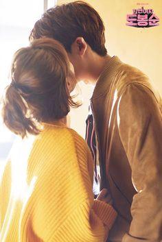 [15회] 피아노 키스씬 뒷 이야기 알려줘 Strong Women DBS