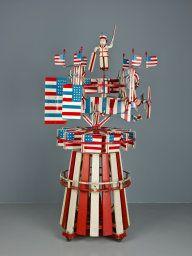 Frank Memkus American, 1884-1965, Whirligig