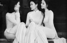 Áo dài - Biểu tượng thời trang của riêng người Việt - Kenh14.vn